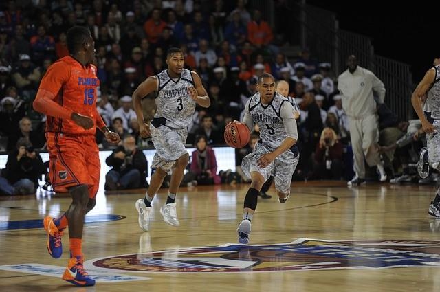 Playing in NBA