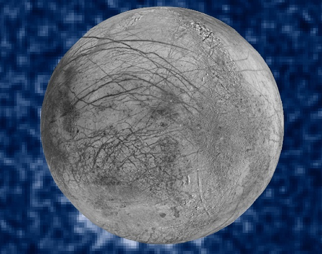 possibe water plumes on europa