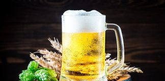 How harmful is drinking a pint of beer