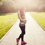 Walking may increase the chance of pregnancy in women with pregnancy loss