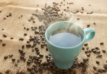Coffee scent may help you go to business school