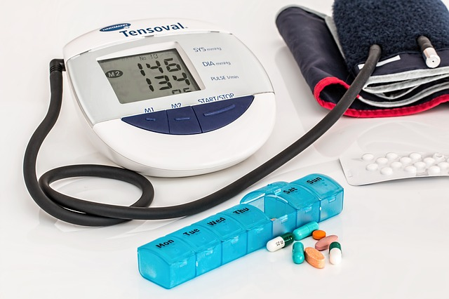 To control blood pressure better, try low-dose 'triple pill'