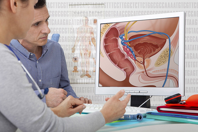 what triggers the spread of prostate cancer