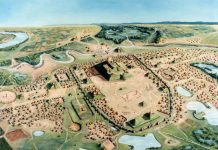 Climate change may have contributed to the decline of this ancient city