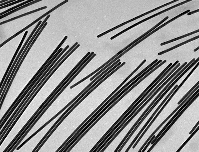 Vitamin C could help gold nanowire grow