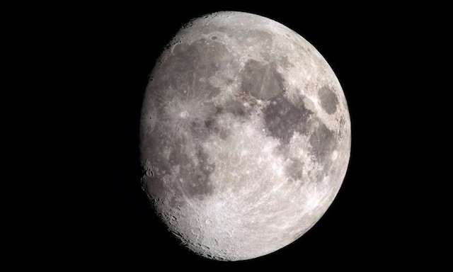 Why the Moon's surface is rich in ingredients that could make water