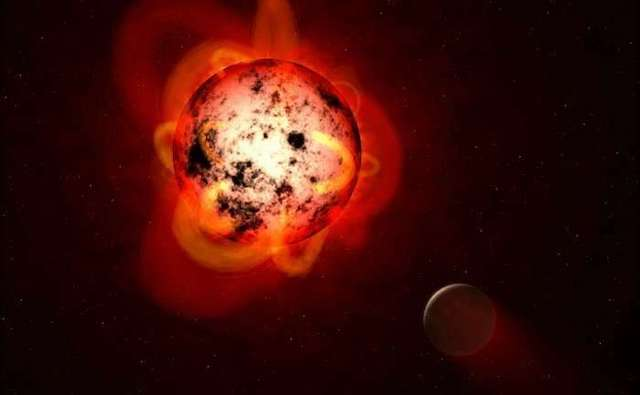 Carbon monoxide may signal life on other planets