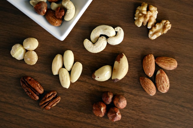 Eating nuts may help protect your brain health