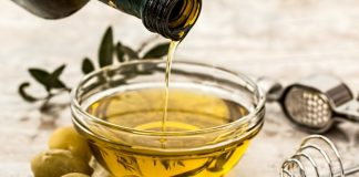 Eating olive oil may help reduce blood clot