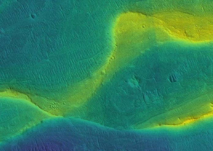 Mars' rivers flowed stronger and later than previous thought, says new study