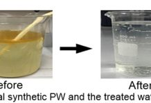 Scientists create new method to remove oil traces in produced water