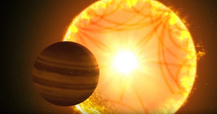 Scientists discover new Saturn-sized planet