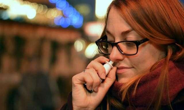 This nasal spray ketamine drug may help treat depression