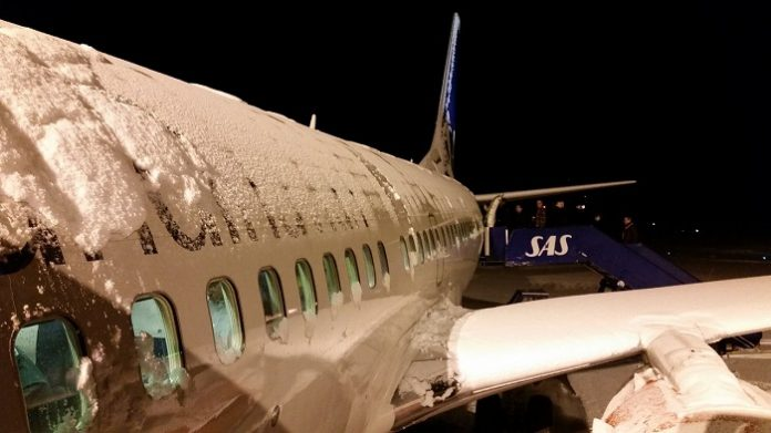 How to ice-proof the next generation of aircraft