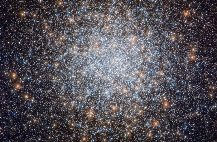 New finding about 8-billion-year-old cosmic blue bauble