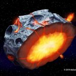 New findings about iron volcanoes on metal asteroids