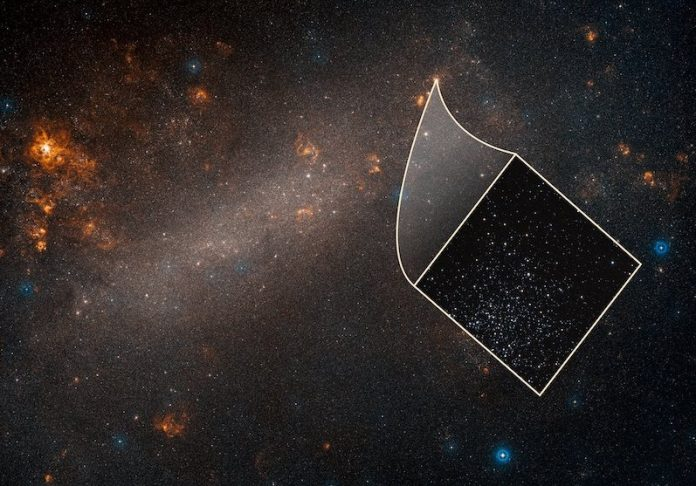 One step towards solving mystery of universe's expansion rate