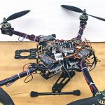 Scientists develop new drones that can handle strong wind