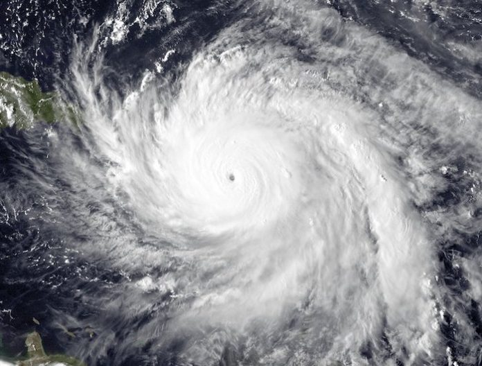 Scientists discover the cause of Hurricane Maria's extreme rainfall