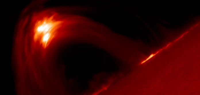 The Sun's magnetic field is ten times stronger than previously thought