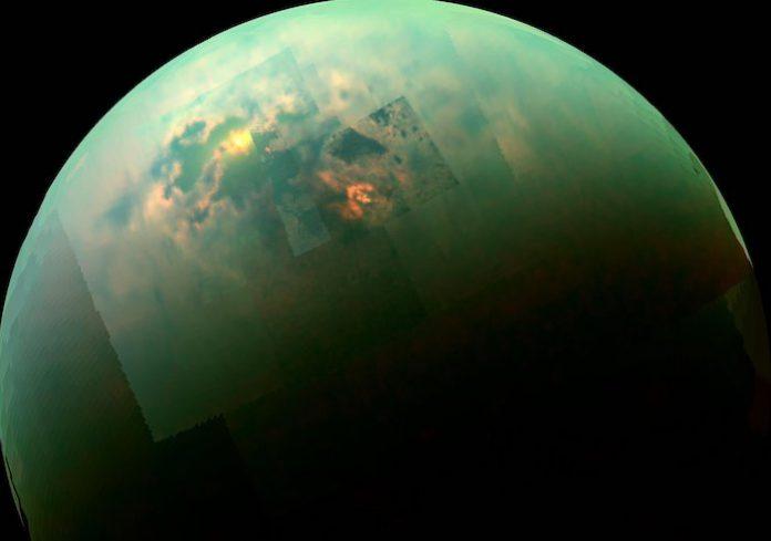 Titan's lakes are surprisingly deep