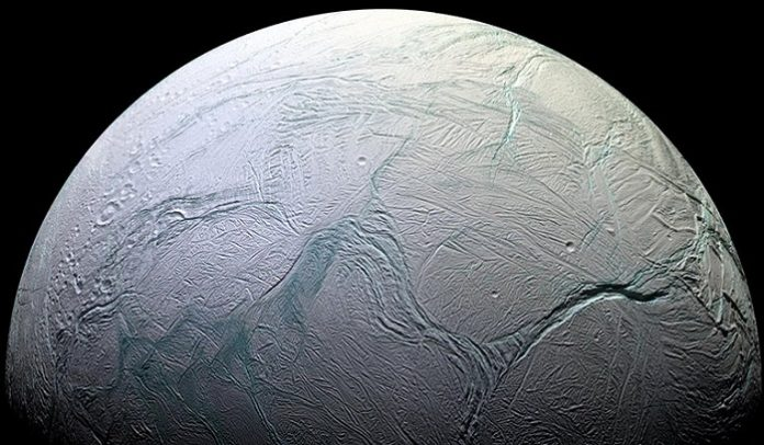 Why one of Saturn's moons has an underground ocean