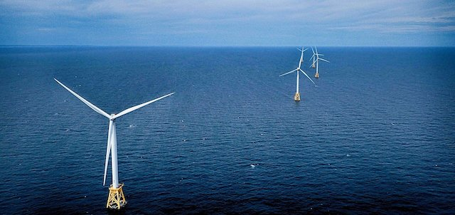 Yale scientists predict the future of offshore wind power in the US