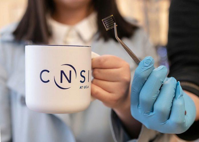 Caffeine could help solar cells work better!