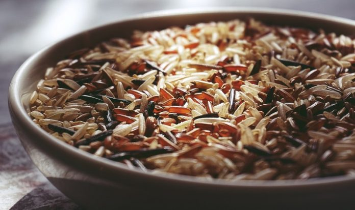 Eating rice may help prevent obesity