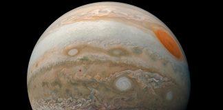 NASA's Juno spacecraft finds changes in Jupiter's magnetic field