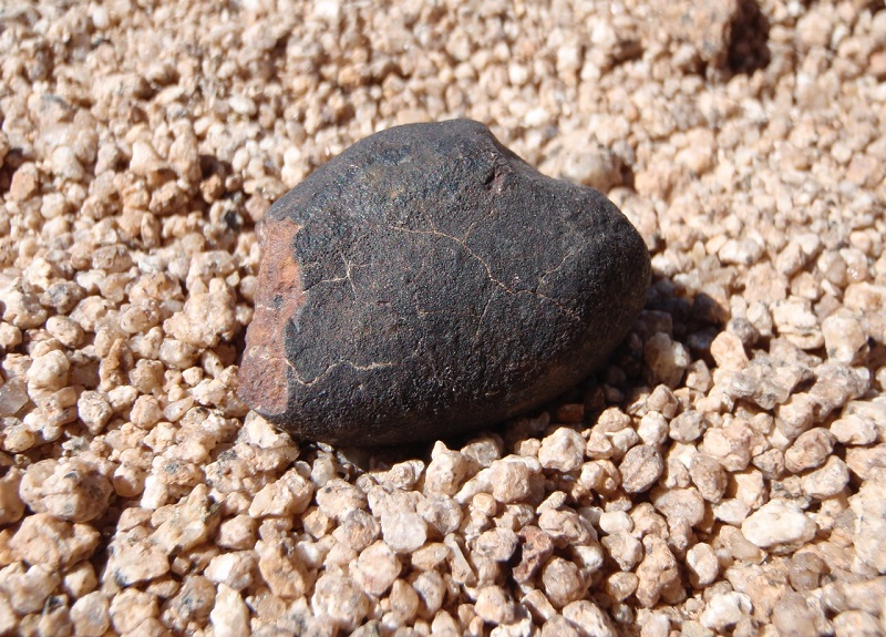 Scientists find the oldest meteorite collection on Earth
