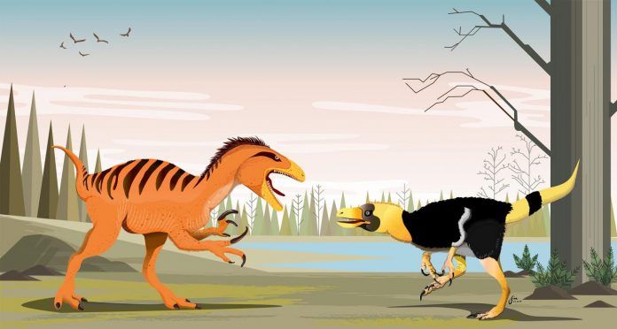 Thai dinosaur is a cousin of Tyrannosaurus rex, says new study