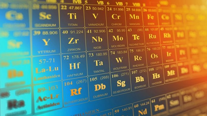 This element makes the universe look like a toddler