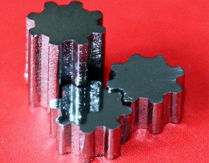 This new material combines best of ceramics, metals, and plastics