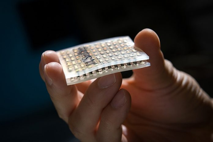 This wearable patch could serve as personal thermostat