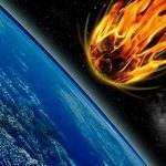 1.2 billion years ago, a 1-km asteroid smashed into Scotland