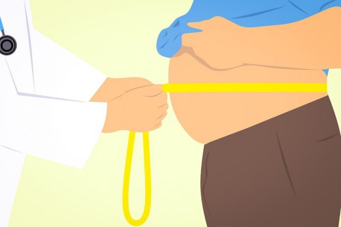 belly fat prostate cancer