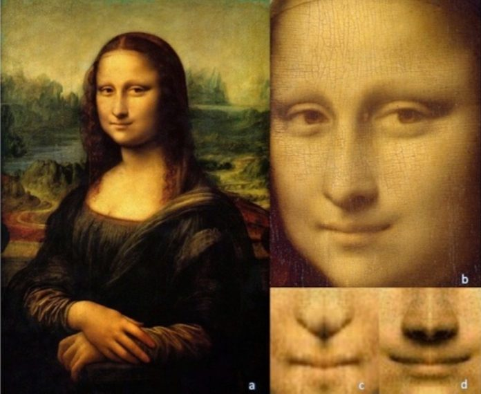 Mona Lisa's smile is forced, says new study
