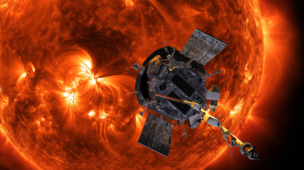 Parker Solar Probe helps solve sun's super-heating mystery