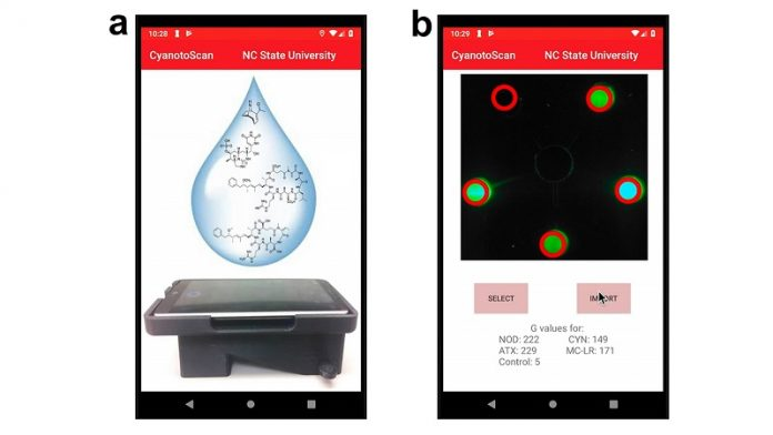 Scientists create first portable tech for detecting cyanotoxins in water