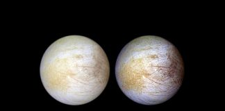 Scientists discover table salt on Jupiter's moon Europa