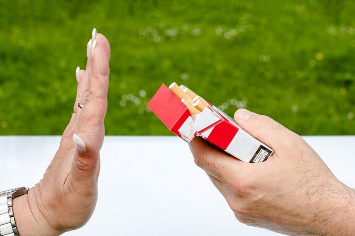 Why smoking may contribute to high blood pressure