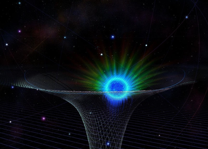 Black Hole Theory >> Einstein's general relativity theory is questioned but ...