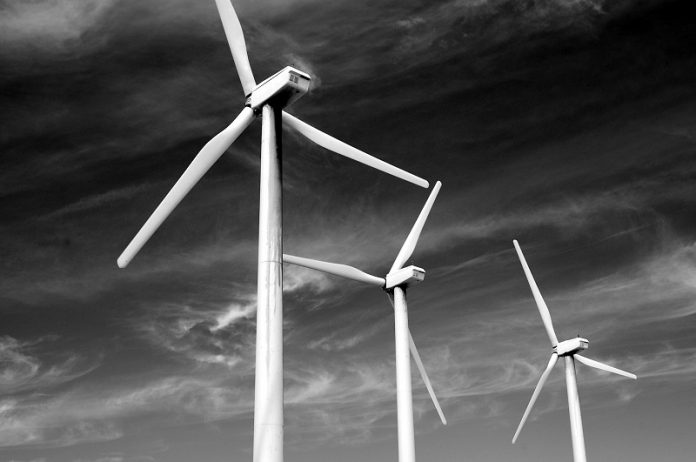 Steering wind power in a new direction could improve production at wind farms