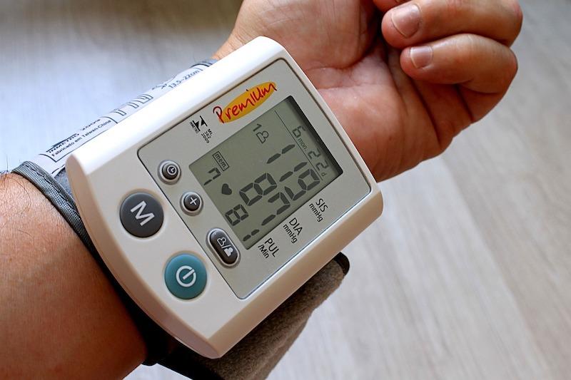 Heating pads may help lower blood pressure