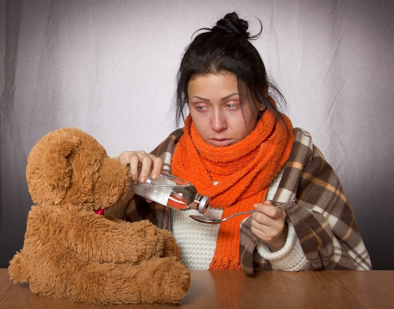 How to keep flu germs from spreading in your home